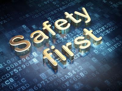 Safty first gilt auch bei der Cyber-Versicherung