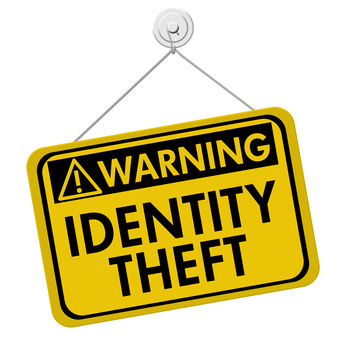 Warnung: Identity Theft