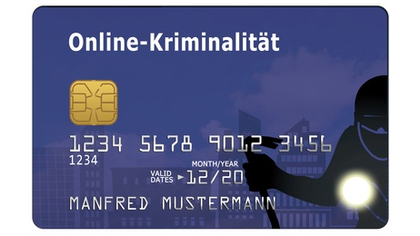 Online-Kriminalität Kreditkarte